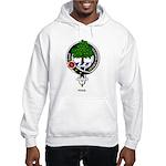 Hog Clan Crest Badge Hooded Sweatshirt