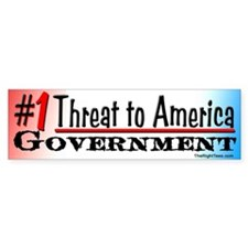 Unique America Bumper Sticker