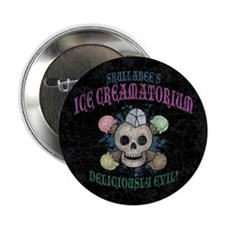 "Ice Creamatorium II 2.25"" Button"