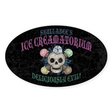 Ice Creamatorium II Decal