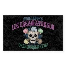Ice Creamatorium II Decal