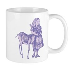 Alice with Fawn Lavender Mug