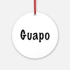 Guapo Ornament (Round)