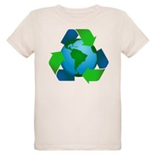 Recycle / Earth T-Shirt