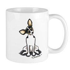 Rat Terrier Sit Pretty Mug