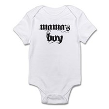 Mama's Boy Infant Bodysuit
