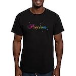 Precious Men's Fitted T-Shirt (dark)