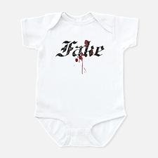 Fake Infant Bodysuit