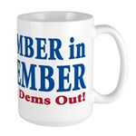 Vote Republican 2010 Large Mug