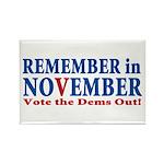 Vote Republican 2010 Rectangle Magnet