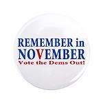"Vote Republican 2010 3.5"" Button (100 pack)"