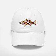 MdAngler.net Fishing Baseball Baseball Cap