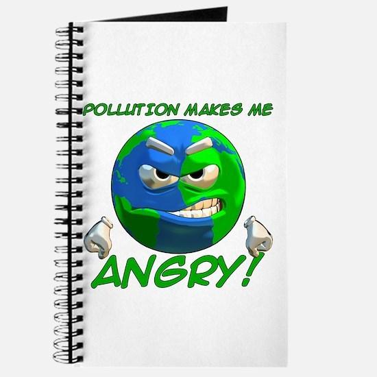 Angry Earth Journal