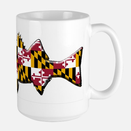 Maryland Fisherman's Annual Large Mug