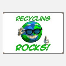 Recycling Rocks! Banner
