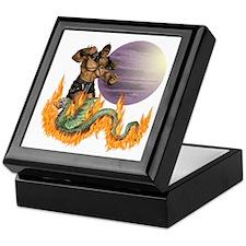 Dragon Fighter Keepsake Box