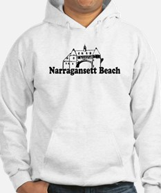 Narragansett RI - Lighthouse Design Jumper Hoody