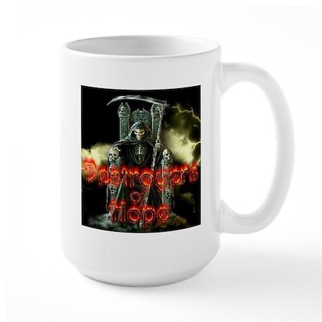 Destroyers of Hope (Large Mug)