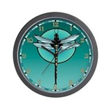 Dragonfly Wall Clocks