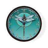 Dragonfly Wall Clocks