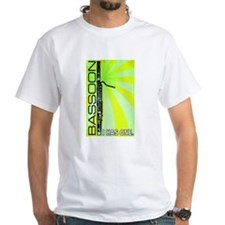Bassoon. I HAS ONE. White Tee