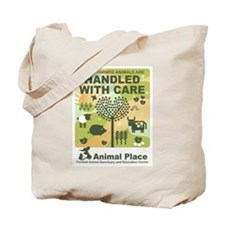 Handled With Care-Misc & More Tote Bag