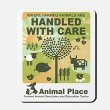 Handled With Care-Misc & More Mousepad