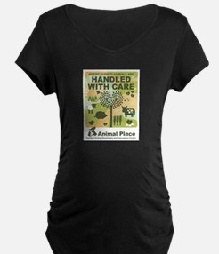 Handled With Care-Adult Clothing T-Shirt