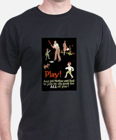 Family Play Time T-Shirt