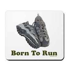 Born To Run Dad Jogging Mousepad