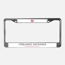 Cute 2009 logo License Plate Frame