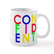 Confident (Multi-Color) Mug