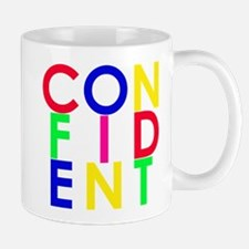 Confident (Multi-Color) Mug