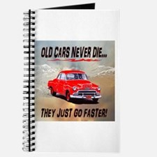 OLD CARS NEVER DIE...THEY JUS Journal