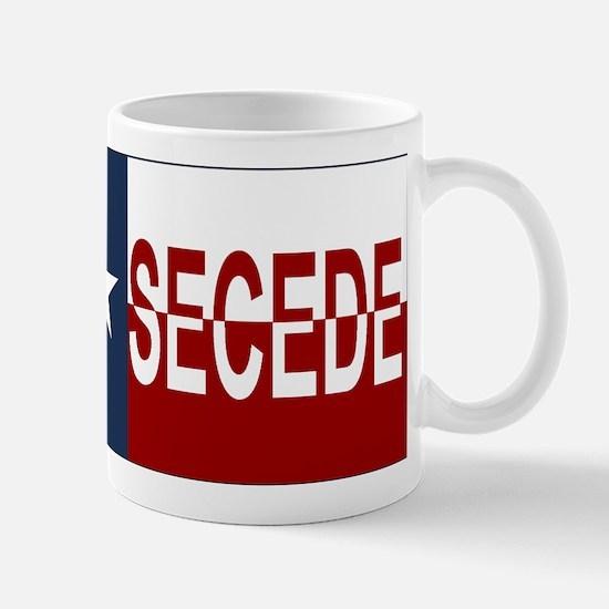 Texas Secession Mug
