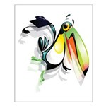 Tikal the Toucan Small Poster