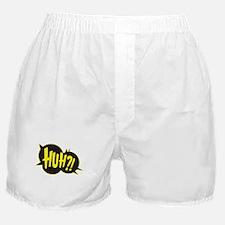 Huh Bang Pow Boom Splat Carto Boxer Shorts