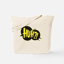 Huh Bang Pow Boom Splat Carto Tote Bag