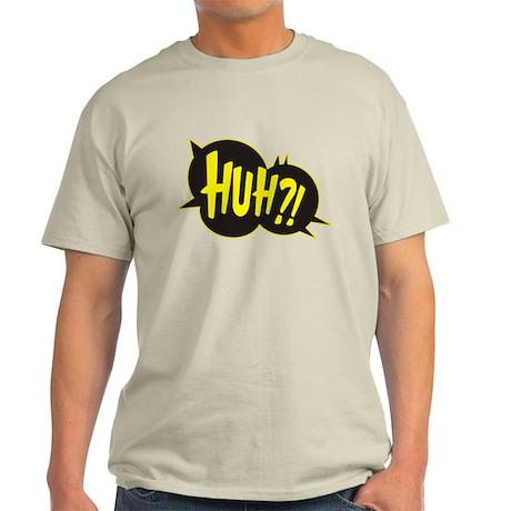 Huh Bang Pow Boom Splat Carto Light T-Shirt