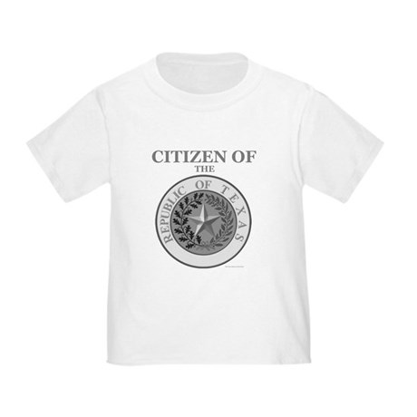 Texas Citizen Toddler T-Shirt