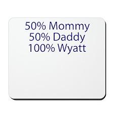 100% Wyatt Mousepad
