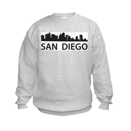 San Diego Skyline Kids Sweatshirt