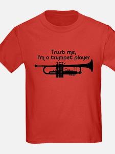 Trumpet Player T