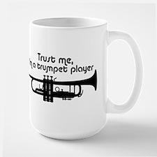 Trumpet Player Mug