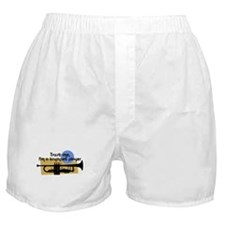 Trumpet Player Boxer Shorts
