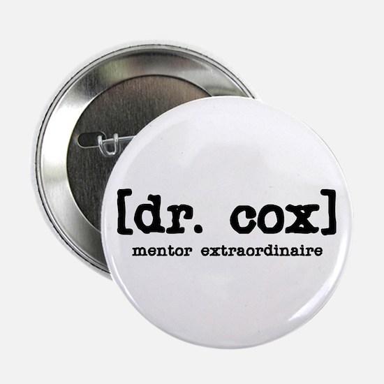 """Mentor Cox 2.25"""" Button"""