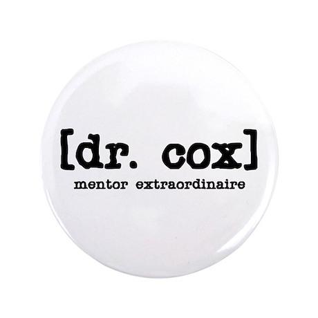 """Mentor Cox 3.5"""" Button"""