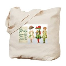MERRY MABEL Paper Doll Tote Bag