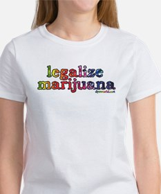 Legalize Marijuana Women's T-Shirt