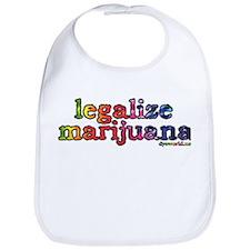 Legalize Marijuana Bib